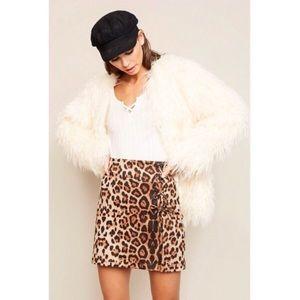 07dc1b1d1 Edge StyLe Boutique Jackets & Coats - 5 Star 🌟 Faux Fur Coat - Cream